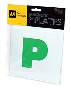 AA Fully Magnetic P Plates