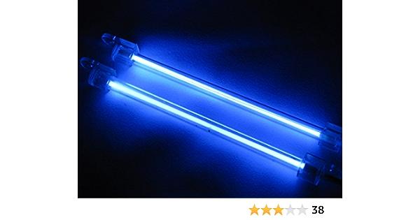 2x 15cm Car Auto Exterior Interior Neon Licht Lampe Blau Brand New Auto