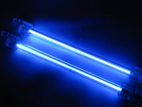 2x-15-centimetri-auto-per-esterni-interni-lampada-al-neon-blu-chiaro-brand-new