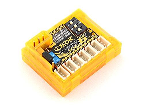 Preisvergleich Produktbild OrangeRX DV6DSM Vielfalt Controller (Spektrum kompatibel)
