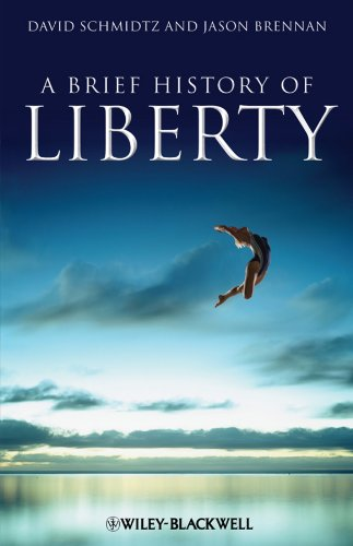 A Brief History of Liberty (Brief Histories of Philosophy)