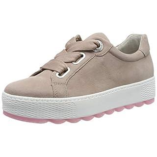 Gabor Shoes Damen Comfort Basic Sneaker Mehrfarbig (Antikrosa 35) 42 EU
