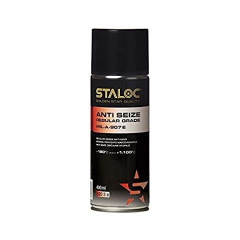 STALOC Spezial-Schmiermittel Regular Grade Anti Seize | Gleitmittel | 400 ml