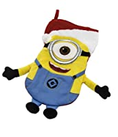 "Kurt Adler 18"" Despicable Me Plush Stocking"