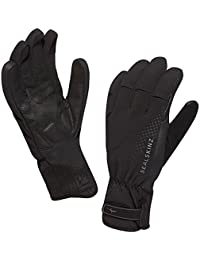 SealSkinz Men's Highland Road Glove Gloves – Black