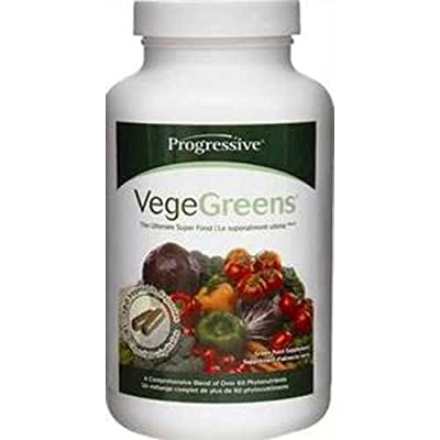 Progressive VegeGreens - 180 capsules