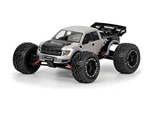 Pro-Line Racing 336000 Ford F-150 SVT Raptor Clear Body for 1:16 Revo by Pro-Line Racing (English Manual)
