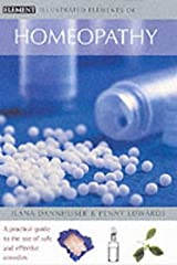 The Illustrated Elements of… – Homeopathy Paperback