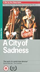 City Of Sadness [Vhs]