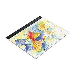 Idea Regalo - Aibecy Tavoletta Luminosa LED A3 disegnoTavoletta Grafica Light Pad Tavoletta Digitale Copyboard con luminosità dimmerabile a 3 Livelli per tracciatura del Disegno Copia per Disegno (Formato A3)