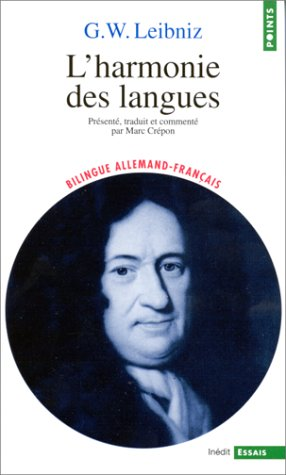 L'harmonie des langues