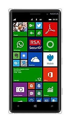 Nokia Lumia 830 5 inch UK SIM-Free Smartphone - Parent
