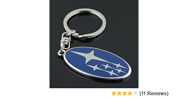 Subaru logo Key ring key chain New Collection 2016
