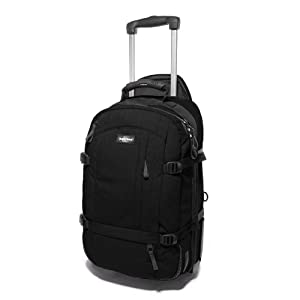 Eastpak Archer 55 Wheeled Bag With Laptop Sleeve - Black from Eastpak