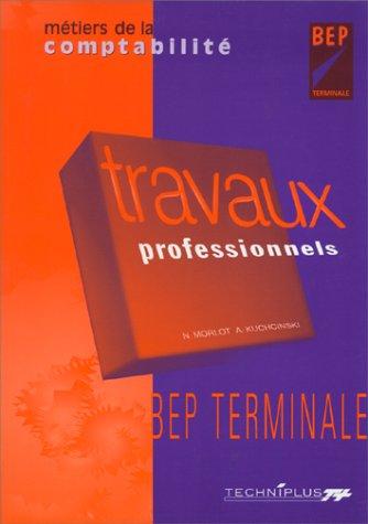 Travaux professionnels : Métiers de la comptabilité, BEP terminale