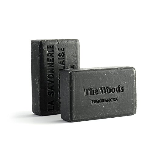 The Woods Fragrances · Blockseife, Handseife handgefertigt ✔ The Woods Beginning ( Seife 125 gr) Naturkosmetik der BROOKLYN SOAP COMPANY ® ✔ Geschenkidee als Geschenk für Männer und Herren