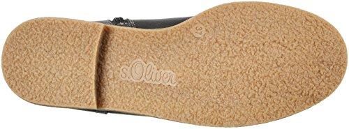 s.Oliver 26502, Stivali Alti Donna Grigio (DK GREY COMB 209)
