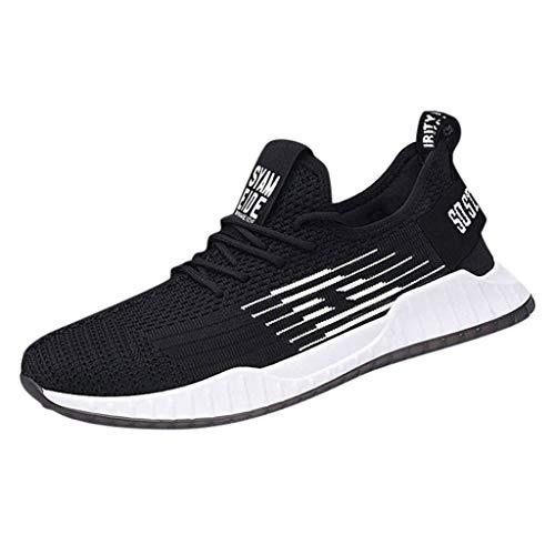 Air Jordan 3 Cool Grey (CUTUDE Herren Sneaker Laufschuhe Air Sportschuhe Turnschuhe Running Fitness Sneaker Outdoors Straßenlaufschuhe Sports - Weiß, Schwarz, Rot 39 EU-46 EU (Weiß, 42 EU))