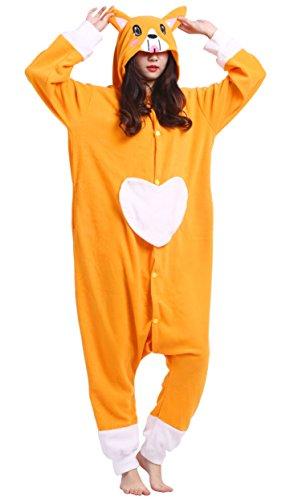 Unisexe Adulte Animal Cosplay Kigurumi Pyjama pour  ,chien ,X-Large