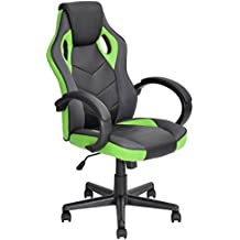 FurnitureR Racing Chair Gaming Style sedia da