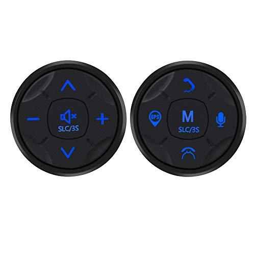 SODIAL Auto Lenk Rad Controller Multi Funktional Drahtlos Bluetooth Steuerung - Bluetooth-auto-rad