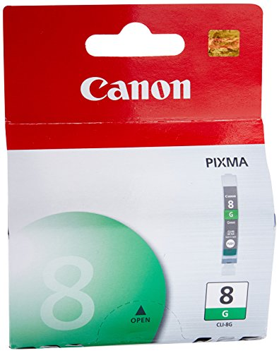 Canon CLI 8g-Tintenbehälter-1x Grün
