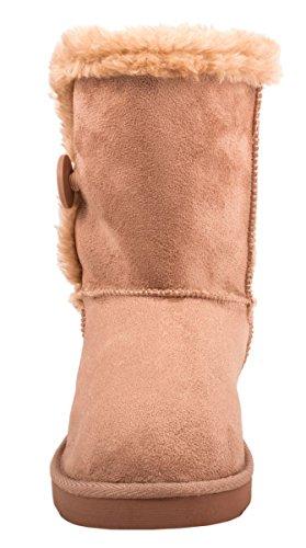 Elara - Botas De Mujer Rosa