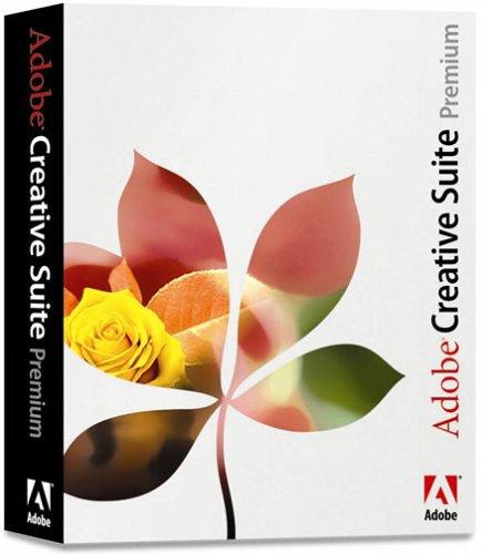 Creative Suite Premium 1, mise à jour (Photoshop CS, Illustrator CS, InDesign CS, GoLive CS, Acrobat 6.0 Professional, Version Cue) (6 Suite Creative Adobe)