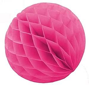20 cm Sky 9 x Honeycomb Balls 8 pollici rosa caldo