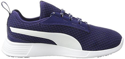 Puma St Trainer Evo V2, Sneakers Basses Mixte Adulte Bleu (Blue Depths-white)