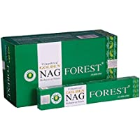 Golden Nag Forest Räucherstäbchen 1 x 15 g preisvergleich bei billige-tabletten.eu