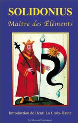 Solidonius : Manuscrit alchimique XVIIIe s.