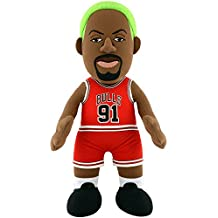 Bleacher Creatures NBA DENNIS RODMAN #91 - Chicago Bulls Plush Figure