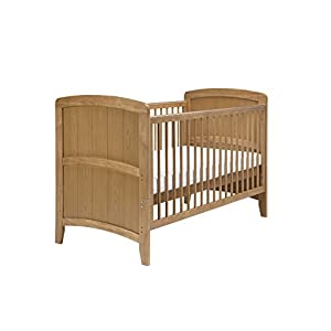 East Coast Nursery Venice Cotbed (Antique) Playpens ★ high quality non-toxic materials,Size:150cm/180cm/200cm ★ Vertical lift structure: no space is occupied, and it is more convenient to enter and exit. Push the fence down at the push of a button ★ height adjustment: can be adjusted according to the thickness of the mattress, so that the bed is close to the mattress. Avoid gaps between the mattress and the guardrail to prevent your child from falling 9
