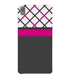 Amazing Pattern 3D Hard Polycarbonate Designer Back Case Cover for Sony Xperia E5 : Sony Xperia E5 Dual