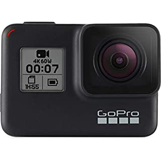 GoPro hero7 - Action Camera 4K con Hypersmooth, Stabilizzazione video e Live streaming - Nero (B07GSVDFTQ) | Amazon price tracker / tracking, Amazon price history charts, Amazon price watches, Amazon price drop alerts