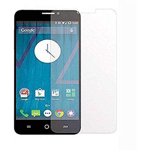 Plus Premium Tempered Glass , 9H Hardness, 2.5D Curved Edge, Ultra Clear Anti-Fingerprints For Yu Yureka