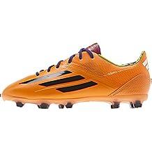 new product 38125 12ae7 adidas - F50 Adizero TRX FG J - F32732 - Couleur  Orange - Pointure