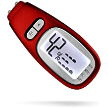 perfectii Skin Care Digital analizador, Skin Analyzer Tester Monitor para los Humedad aceite piel prueba