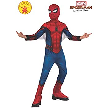 Rubies 630731 Spider-Man Homecoming Deluxe Child Costume