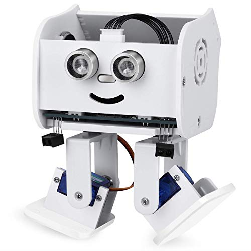 Robot Biped Compatible Arduino IDE Proyecto Tutorial