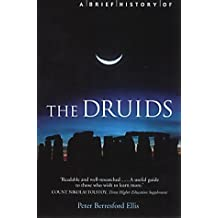 A Brief History of the Druids (Brief Histories)