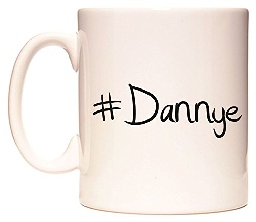 #Dannye Becher von WeDoMugs