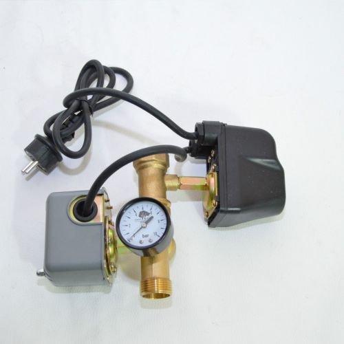 Steuerung Hauswasserwerk 5-Wege-Verteiler 1