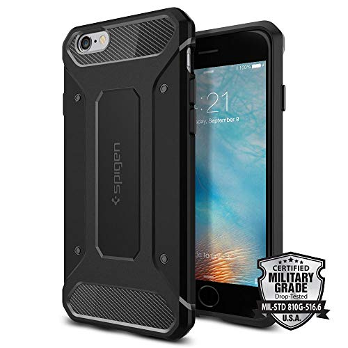 Vustodia anti-urti, per iPhone 6S/S, Nero