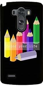 Coque pour LG G3 - Colorer Votre Vie