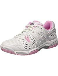 Asics Gel-Dedicate 4W, Zapatillas de Tenis para Mujer
