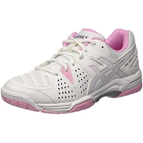 Asics Gel-Dedicate 4 W, Zapatillas de Tenis Para Mujer