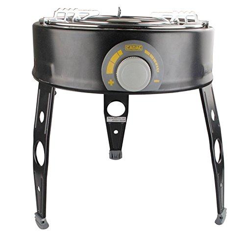 Preisvergleich Produktbild Cadac Safari-Chef Brennereinheit inkl. Beine (Kartusche)