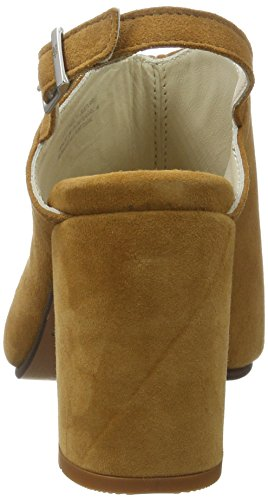 Marc O'Polo - 70214021302302 High Heel Sandal, Sandali Donna marrone (Cognac)